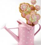 St Valentin version British - Fleur Biscuits