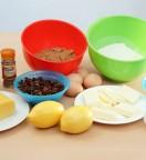 Simnel Cake - Gâteau de Pâques - Ingrédients