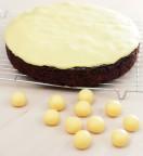 Simnel Cake - Gâteau de Pâques - Phase 6