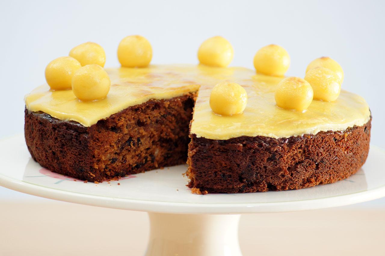 Recette Cake Aux Fruits Secs Sans Beurre