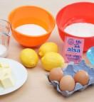 Lemon Drizzle Cake - Ingrédients