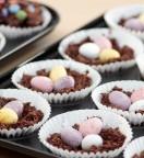 Nids en Chocolat de Pâques