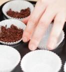 Nids en Chocolat de Pâques - Phase 3