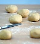 Biscuits empreintes à la confiture - Phase 4
